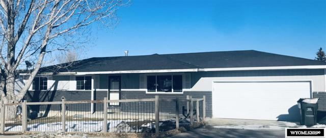 1030 Elk Mountain Drive, Green River, WY 82935 (MLS #20191304) :: RE/MAX The Group