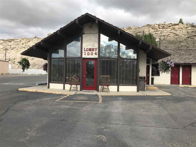 1004 Dewar, Rock Springs, WY 82901 (MLS #20191311) :: Lisa Burridge & Associates Real Estate