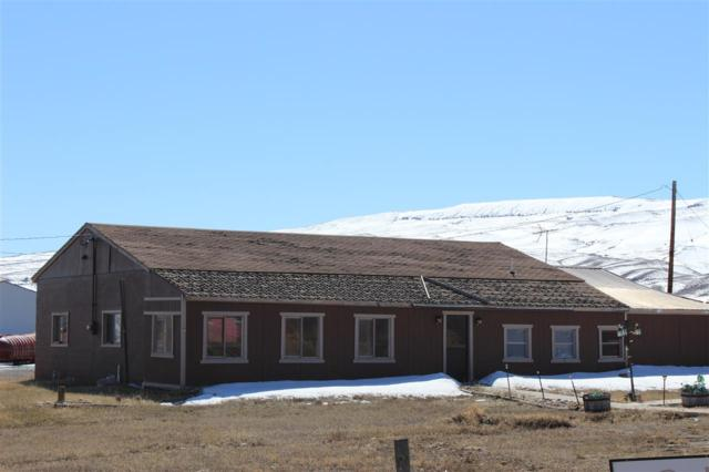 7957 Hwy 789 Highway, Lander, WY 82520 (MLS #20191318) :: RE/MAX The Group