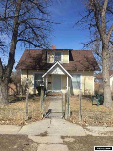 418 W 15th Avenue, Torrington, WY 82240 (MLS #20191344) :: Lisa Burridge & Associates Real Estate