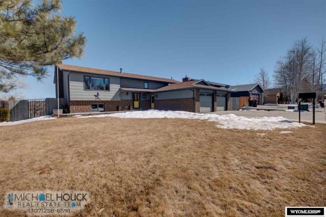 851 Donegal, Casper, WY 82609 (MLS #20191346) :: RE/MAX The Group