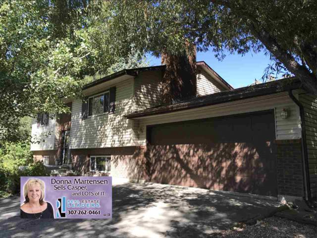 1877 Piney Creek Road, Casper, WY 82604 (MLS #20191359) :: Lisa Burridge & Associates Real Estate