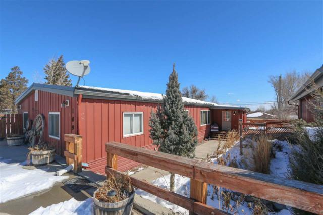 109 N 7th Avenue, Mills, WY 82604 (MLS #20191360) :: Lisa Burridge & Associates Real Estate