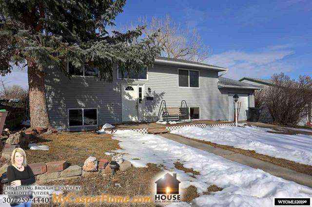 1320 S Forest Drive, Casper, WY 82609 (MLS #20191383) :: Lisa Burridge & Associates Real Estate