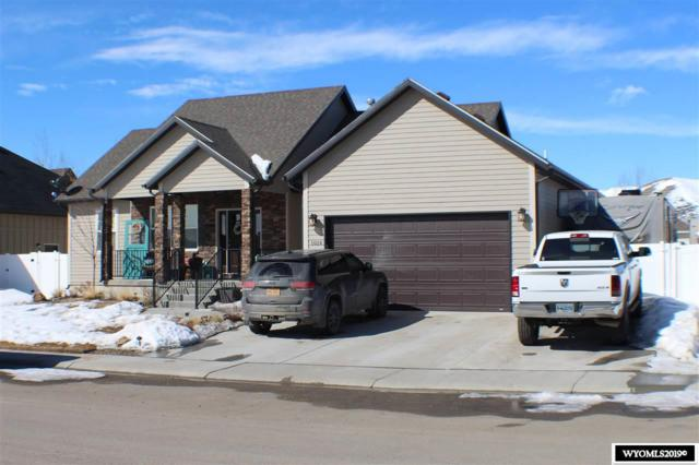 1014 Winchester Boulevard, Rock Springs, WY 82901 (MLS #20191396) :: RE/MAX The Group