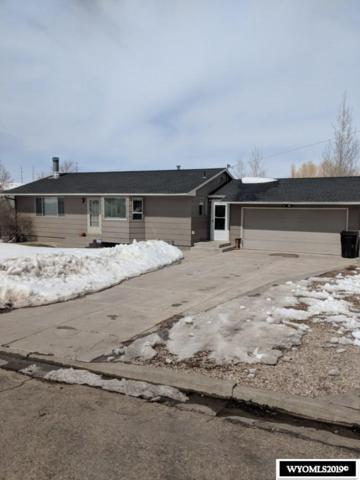 1912 W Summit St, Evanston, WY 82930 (MLS #20191400) :: RE/MAX The Group