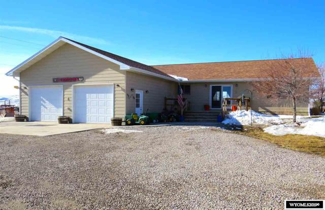 23 Smith Creek Road, Lander, WY 82520 (MLS #20191411) :: RE/MAX The Group