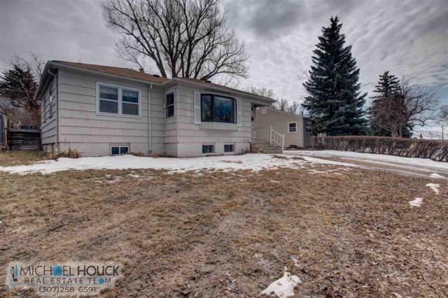 2033 Coffman, Casper, WY 82604 (MLS #20191433) :: Lisa Burridge & Associates Real Estate