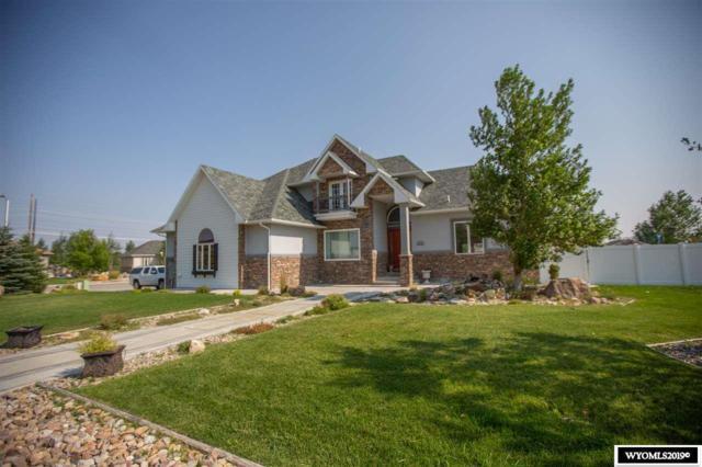 6112 Rosado Street, Casper, WY 82609 (MLS #20191434) :: Lisa Burridge & Associates Real Estate