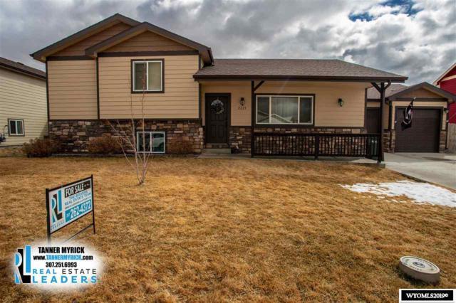 2221 Silvertip, Casper, WY 82601 (MLS #20191442) :: Lisa Burridge & Associates Real Estate