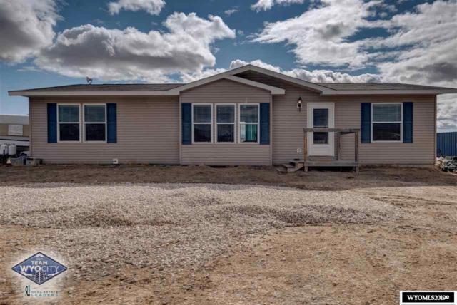 5670 Blue Rock Road, Evansville, WY 82636 (MLS #20191444) :: Lisa Burridge & Associates Real Estate