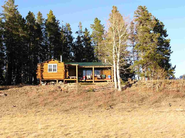 0 Bull Camp Rd., Buffalo, WY 82834 (MLS #20191446) :: RE/MAX The Group