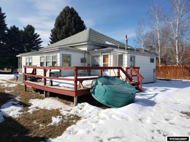 1423 Russell Avenue, Worland, WY 82401 (MLS #20191451) :: RE/MAX The Group