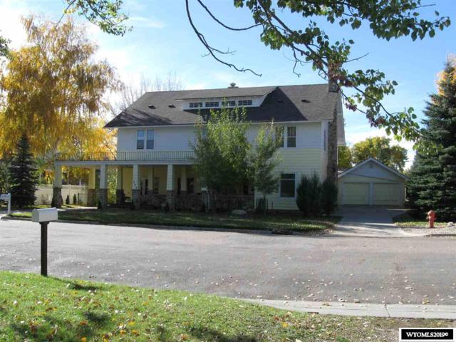 590 N Burritt Avenue, Buffalo, WY 82834 (MLS #20191456) :: Lisa Burridge & Associates Real Estate