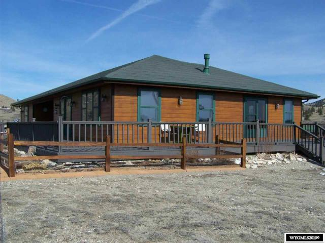 1251 Fletcher Park Road, Wheatland, WY 82201 (MLS #20191460) :: RE/MAX The Group