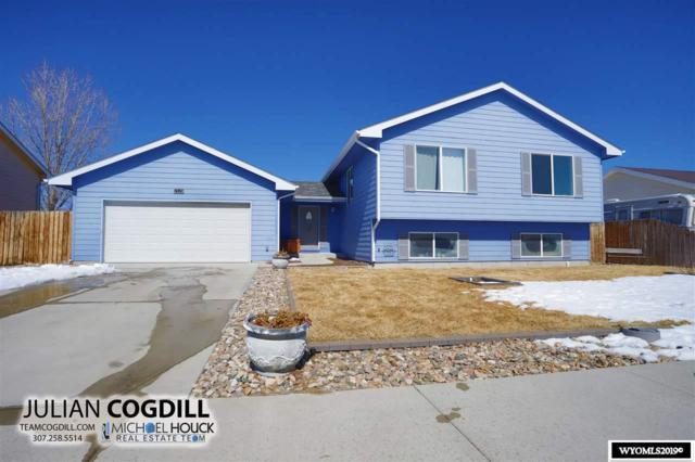 2128 Omaha Trail, Bar Nunn, WY 82604 (MLS #20191465) :: Lisa Burridge & Associates Real Estate