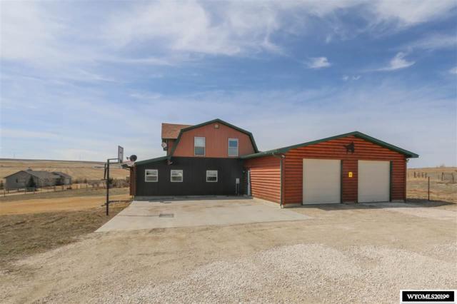 150 S Eight Mile Road, Casper, WY 82604 (MLS #20191500) :: Lisa Burridge & Associates Real Estate