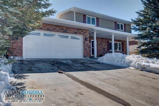 751 Goodstein Drive, Casper, WY 82601 (MLS #20191502) :: RE/MAX The Group