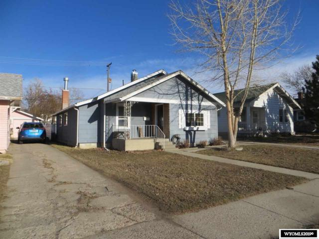 1829 S Poplar Street, Casper, WY 82601 (MLS #20191524) :: RE/MAX The Group