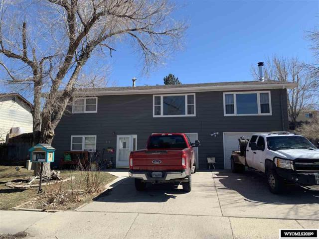 1535 S Glendale Avenue, Casper, WY 82601 (MLS #20191547) :: RE/MAX The Group