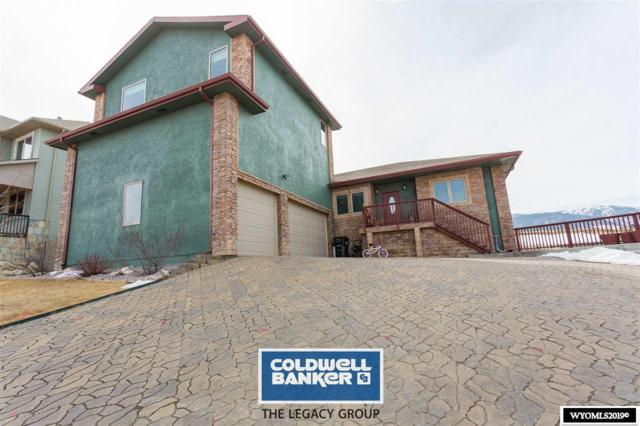 1021 Goodstein, Casper, WY 82601 (MLS #20191550) :: RE/MAX The Group