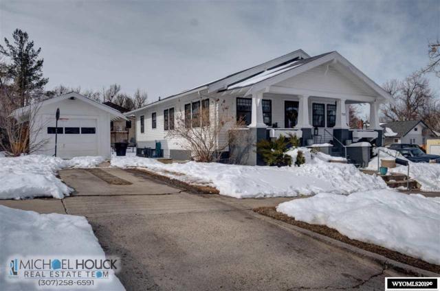 753 Lind Avenue, Casper, WY 82601 (MLS #20191580) :: Real Estate Leaders