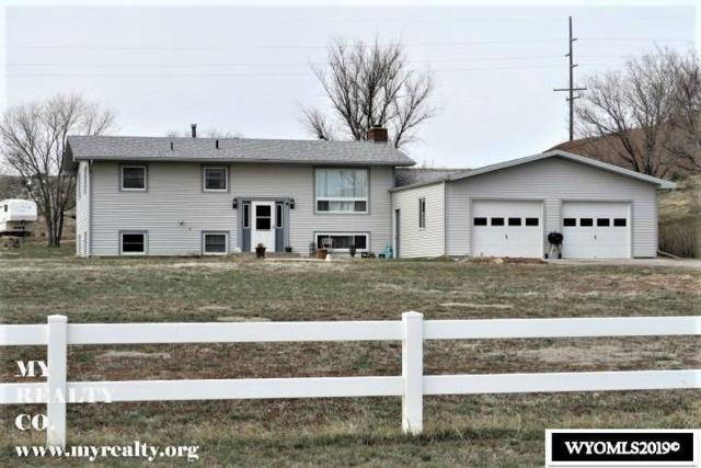 45 Red Rock Drive, Douglas, WY 82633 (MLS #20191595) :: RE/MAX The Group