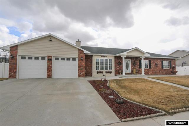 1423 Heathrow Avenue, Casper, WY 82609 (MLS #20191611) :: Lisa Burridge & Associates Real Estate