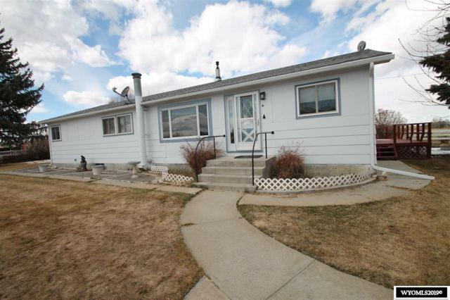 36 Lakeview Drive, Kinnear, WY 82516 (MLS #20191614) :: RE/MAX The Group