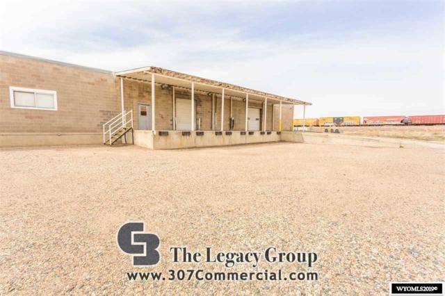838 E C Street, Casper, WY 82601 (MLS #20191628) :: Real Estate Leaders