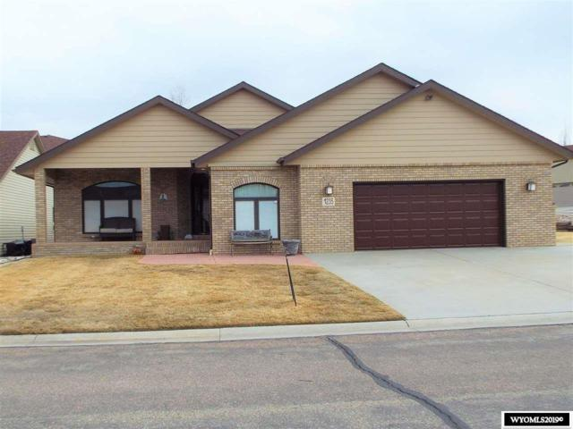 1235 Stafford Court, Casper, WY 82609 (MLS #20191653) :: RE/MAX The Group