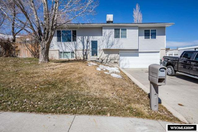 2125 Mississippi Street, Green River, WY 82935 (MLS #20191664) :: Real Estate Leaders