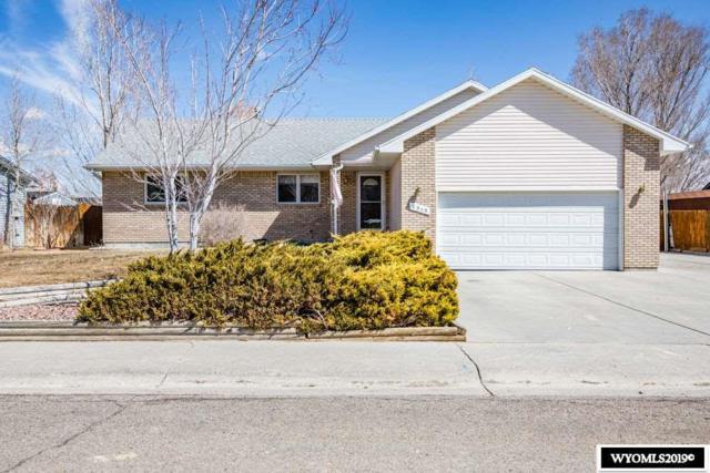 2315 W Teton Boulevard, Green River, WY 82935 (MLS #20191668) :: Real Estate Leaders