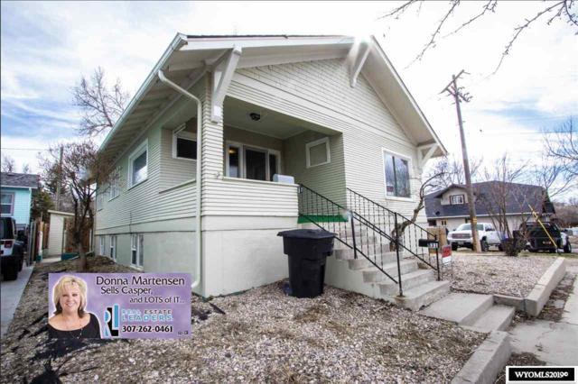 831 E 3rd Street, Casper, WY 82601 (MLS #20191677) :: Real Estate Leaders