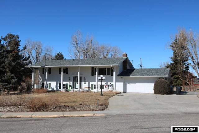 119 Valley Drive, Casper, WY 82604 (MLS #20191685) :: RE/MAX The Group