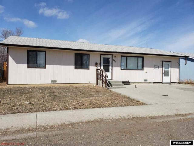 140 Meadowlark Lane, Thermopolis, WY 82443 (MLS #20191686) :: RE/MAX The Group