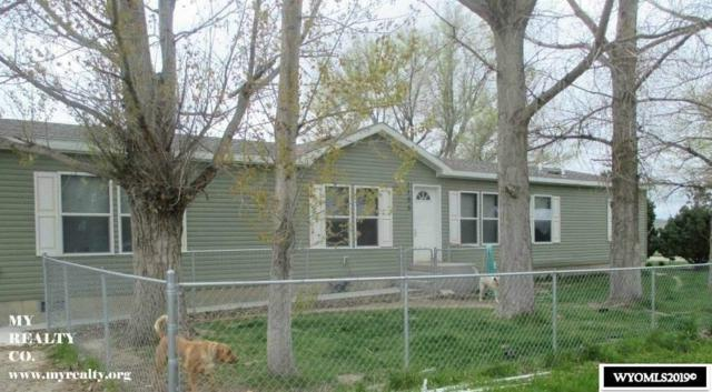 1105 S 5th Street, Douglas, WY 82633 (MLS #20191689) :: RE/MAX The Group
