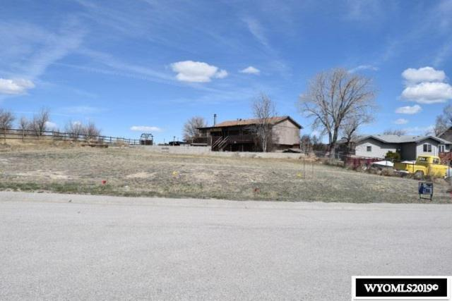 LOT 71 Grove, Glenrock, WY 82637 (MLS #20191702) :: RE/MAX The Group