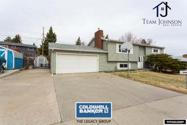 2400 Brentwood Drive, Casper, WY 82604 (MLS #20191732) :: RE/MAX The Group