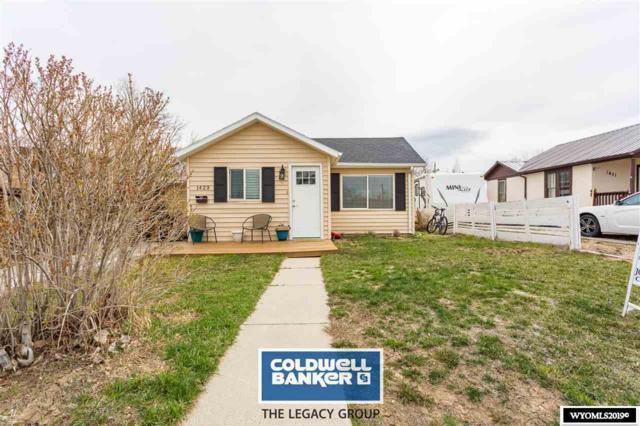 1423 Fenway, Casper, WY 82601 (MLS #20191737) :: Real Estate Leaders
