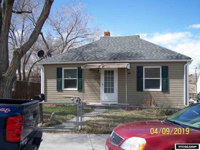 1016 Lincoln Ave., Rock Springs, WY 82901 (MLS #20191741) :: Lisa Burridge & Associates Real Estate