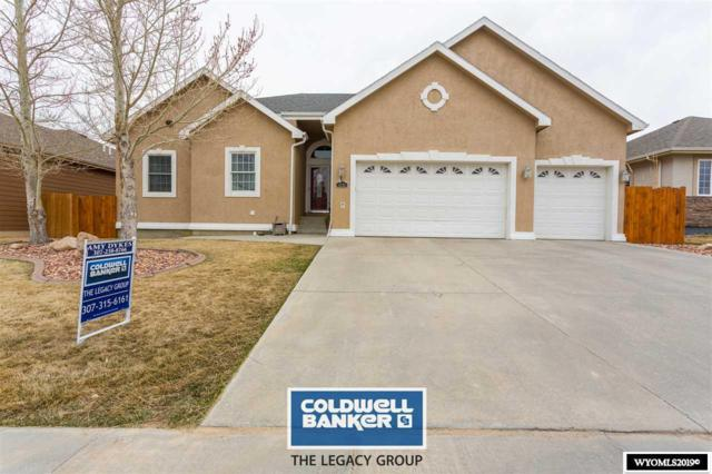 4331 Shasta, Casper, WY 82604 (MLS #20191745) :: Lisa Burridge & Associates Real Estate