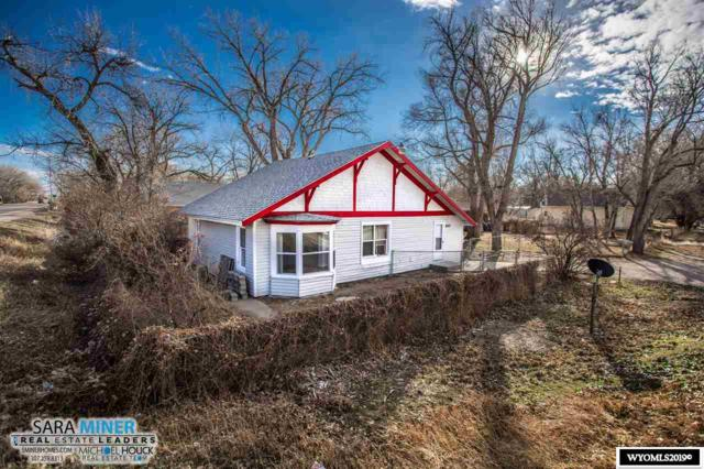 103 E Birch Street, Glenrock, WY 82637 (MLS #20191754) :: RE/MAX The Group