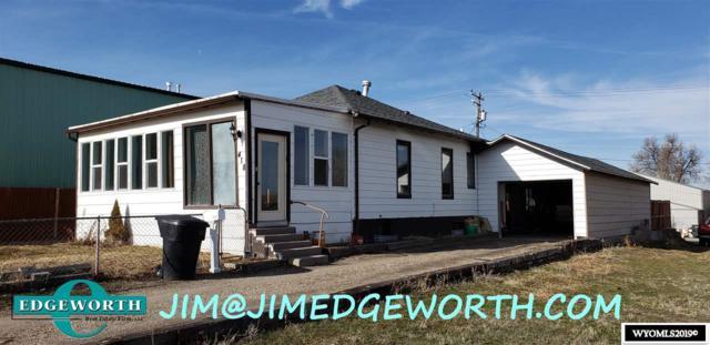 418 N Melrose Street, Casper, WY 82601 (MLS #20191760) :: Lisa Burridge & Associates Real Estate