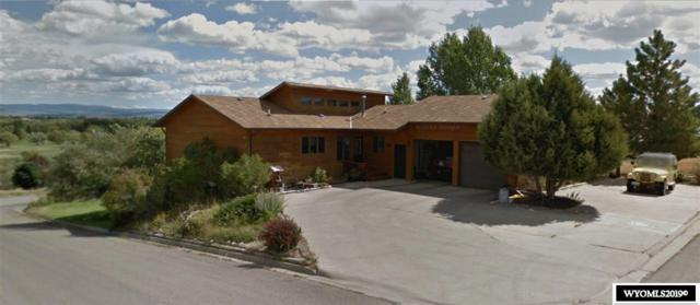 902 Cliff, Saratoga, WY 82331 (MLS #20191770) :: Lisa Burridge & Associates Real Estate