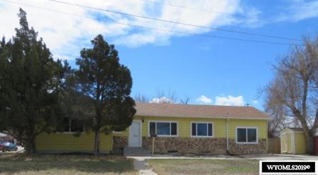 2405 Bellaire Drive, Casper, WY 82604 (MLS #20191777) :: Lisa Burridge & Associates Real Estate