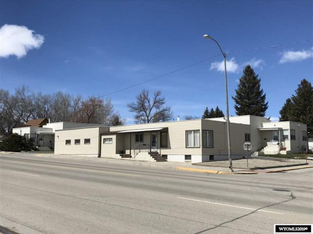 510 Fort Street, Buffalo, WY 82834 (MLS #20191795) :: Real Estate Leaders