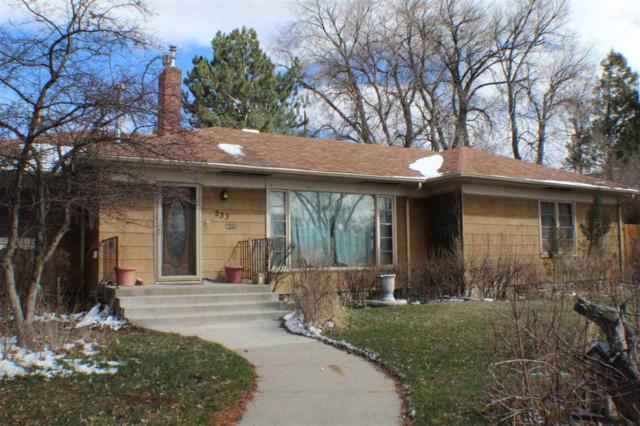 233 N 6th, Douglas, WY 82633 (MLS #20191806) :: RE/MAX The Group