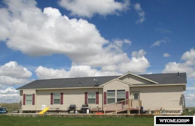 130 N Monkey Drive, Glenrock, WY 82637 (MLS #20191810) :: RE/MAX The Group