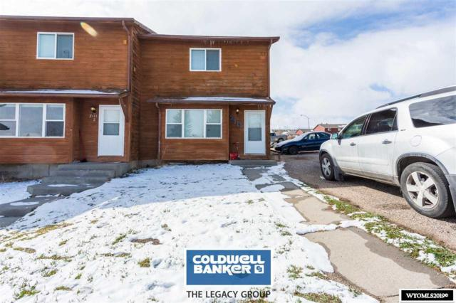 2511 Farnum Unit #1, Casper, WY 82601 (MLS #20191815) :: RE/MAX The Group